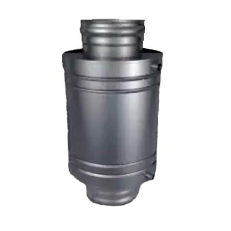 Теплов и сухов теплообменник 20 л Кожухотрубный конденсатор Alfa Laval McDEW 1680 T Обнинск